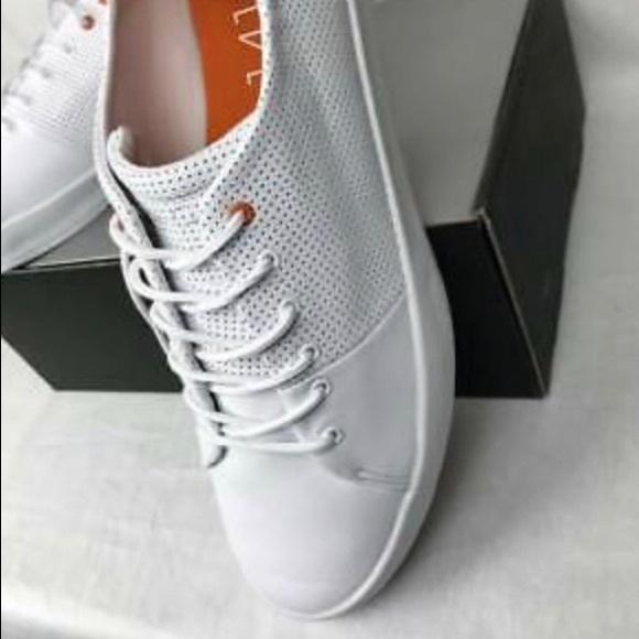 nick jonas white sneakers